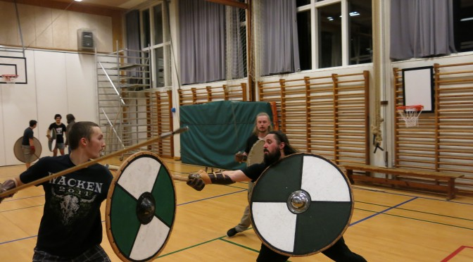 Hvad er vikingekampsport?